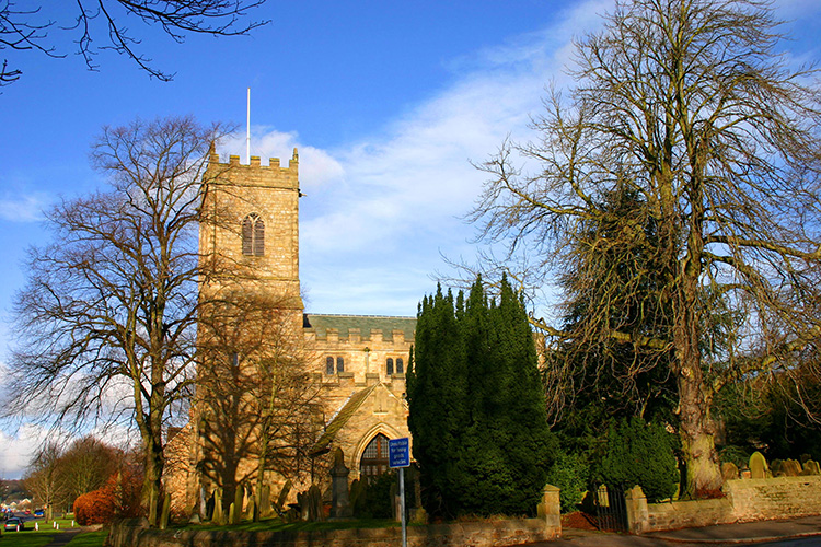 Lanchester Parish Church